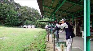 2018年10月7日 江口銃砲火薬店主催 EGSクラブ謝恩射撃大会を公開しました。